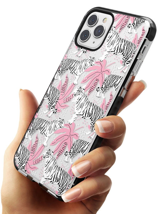 Tigers Within Black Impact Phone Case for iPhone 11 Pro Max