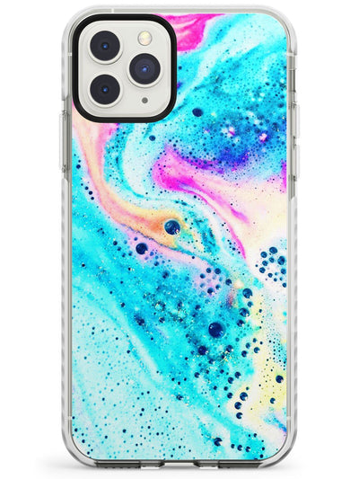 Ocean White Bath Bomb iPhone Case  Impact Case Phone Case - Case Warehouse