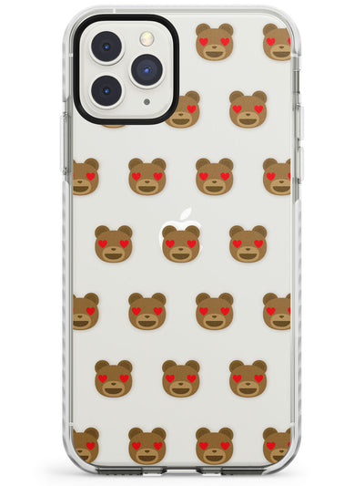 #Bearlove Impact Phone Case for iPhone 11 Pro Max