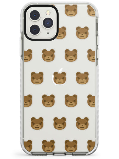 Angry Bear Impact Phone Case for iPhone 11 Pro Max