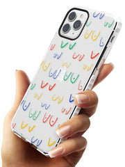 Boob Pattern (Mixed Colours) Impact Phone Case for iPhone 11 Pro Max
