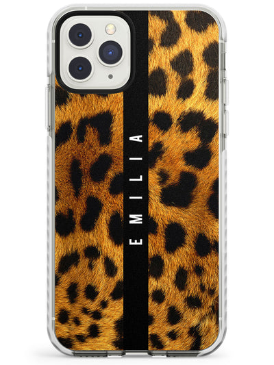 Leopard Print iPhone Case  Impact Case Custom Phone Case - Case Warehouse