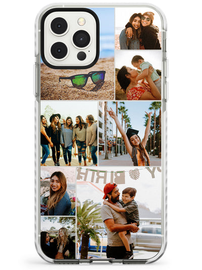 Photo Grid Impact Phone Case for iPhone 11 Pro Max