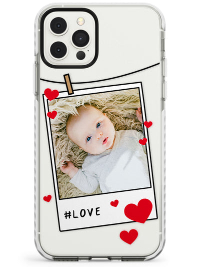 Love Instant Film Impact Phone Case for iPhone 11 Pro Max