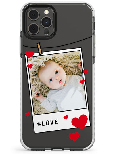 Love Instant Film Slim TPU Phone Case for iPhone 11 Pro Max