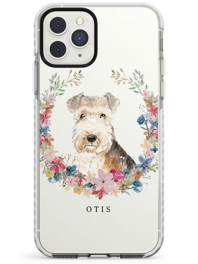 Lakeland Terrier - Watercolour Dog Portrait Impact Phone Case for iPhone 11 Pro Max