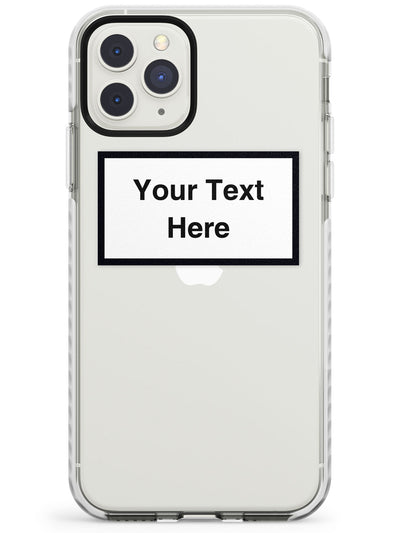 Create your own Warning Label iPhone Case  Impact Case Custom Phone Case - Case Warehouse