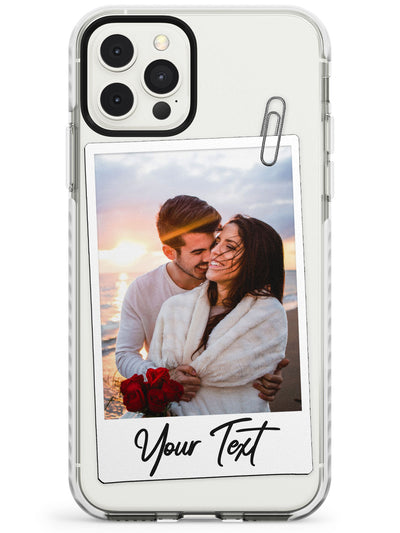 Instant Camera Photo Case Impact Phone Case for iPhone 11 Pro Max