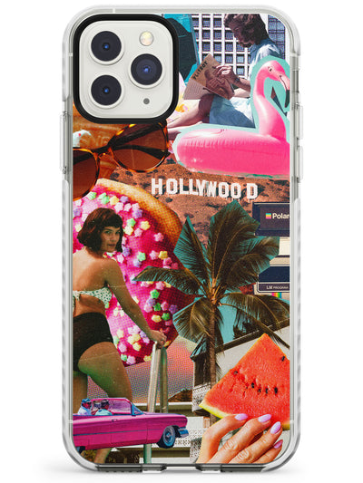 Vintage Collage: Hollywood Mix Impact Phone Case for iPhone 11 Pro Max