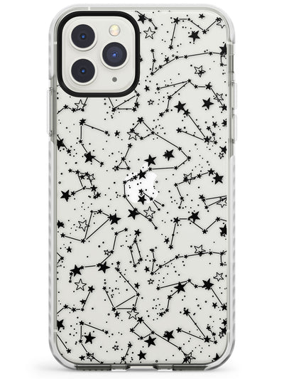 Constellations Impact Phone Case for iPhone 11 Pro Max