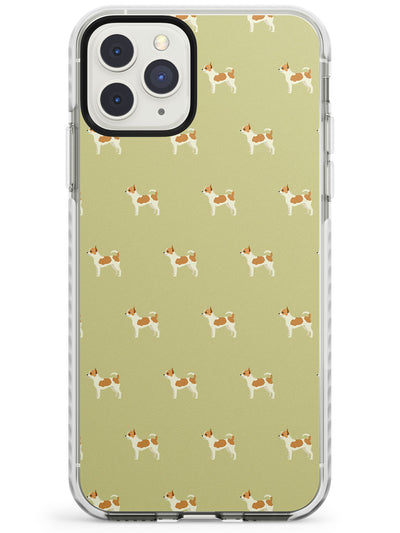 Chihuahua Dog Pattern Impact Phone Case for iPhone 11 Pro Max