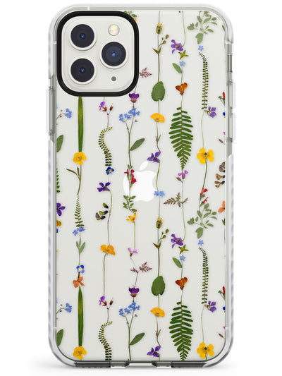 Wildflower Chain iPhone Case  Impact Case Phone Case - Case Warehouse