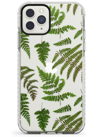Leafy Ferns iPhone Case  Impact Case Phone Case - Case Warehouse