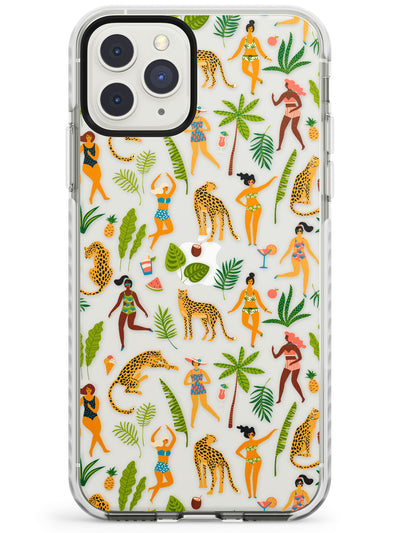 Tropical Summer Impact Phone Case for iPhone 11 Pro Max