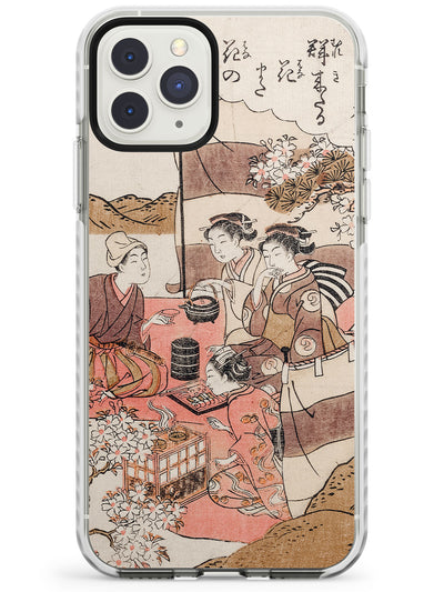 Japanese Afternoon Tea Impact Phone Case for iPhone 11 Pro Max