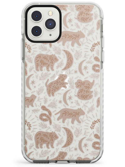 Latte Wildlife Impact Phone Case for iPhone 11 Pro Max
