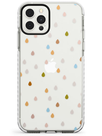 Raindrops Slim TPU Phone Case for iPhone 11 Pro Max