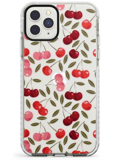 Cherry on top Impact Phone Case for iPhone 11 Pro Max