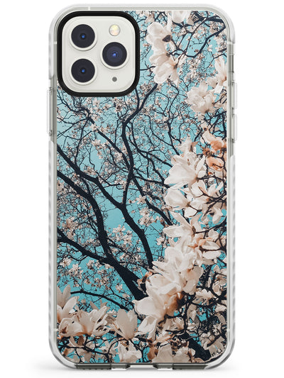 Magnolia Tree Photograph Impact Phone Case for iPhone 11 Pro Max