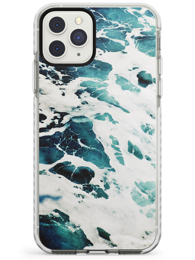 Ocean Waves Photograph Impact Phone Case for iPhone 11 Pro Max