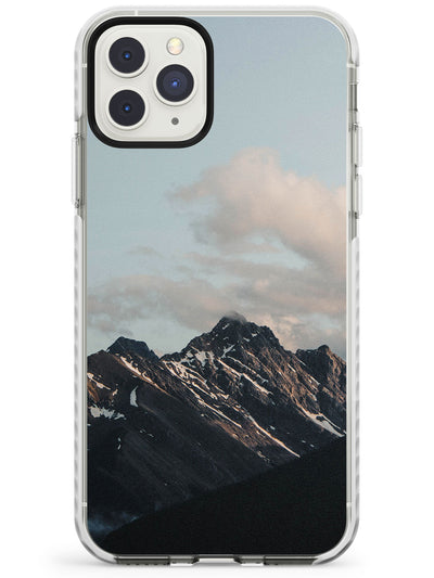 Mountain Range Photograph Impact Phone Case for iPhone 11 Pro Max