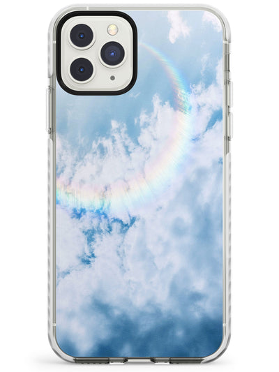 Rainbow Light Flare Photograph Impact Phone Case for iPhone 11 Pro Max