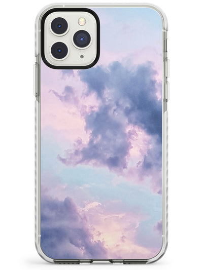 Purple Clouds Photograph Impact Phone Case for iPhone 11 Pro Max