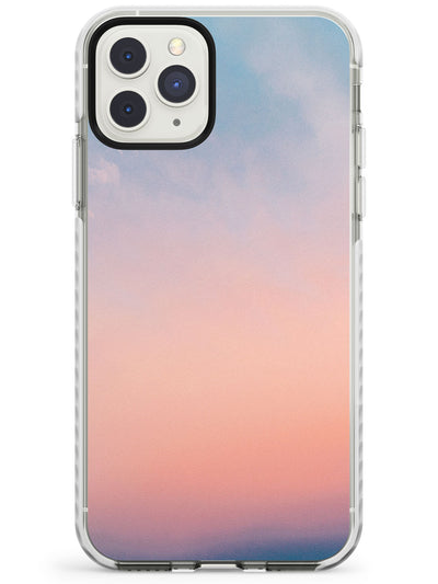 Pastel Sunset Photograph Impact Phone Case for iPhone 11 Pro Max
