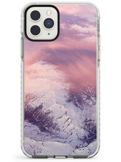 Snowy Mountains Photograph Impact Phone Case for iPhone 11 Pro Max