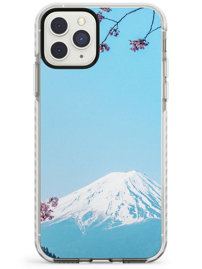 Mt. Fuji Photograph Impact Phone Case for iPhone 11 Pro Max