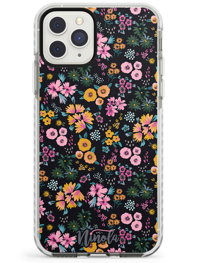 Little Flowers Impact Phone Case for iPhone 11 Pro Max