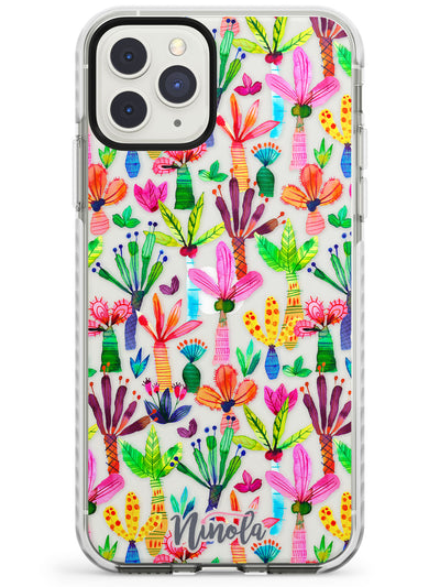 Palms Garden Impact Phone Case for iPhone 11 Pro Max