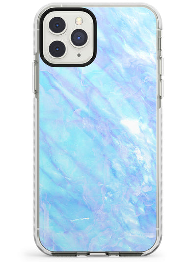 Iridescent Crystal Marble iPhone Case  Impact Case Phone Case - Case Warehouse
