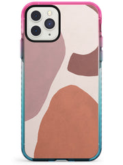 Lush Abstract Watercolour: Design #4 Pink Fade Impact Phone Case for iPhone 11 Pro Max