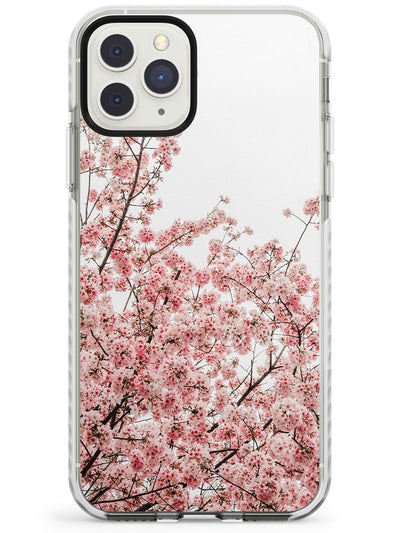 Cherry Blossoms - Real Floral Photographs Impact Phone Case for iPhone 11 Pro Max