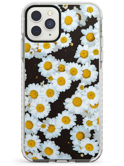 Daisies - Real Floral Photographs iPhone Case  Impact Case Phone Case - Case Warehouse