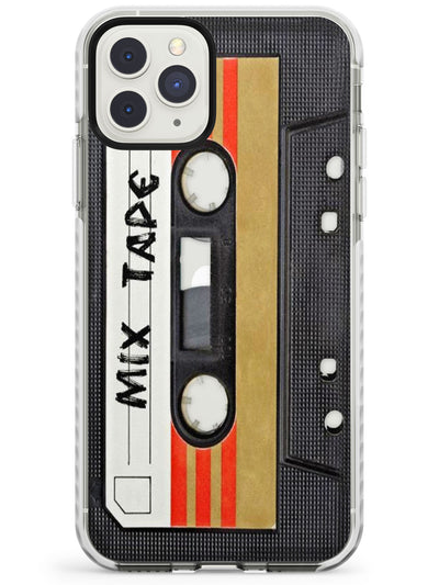 Retro Mix Tape iPhone Case  Impact Case Phone Case - Case Warehouse