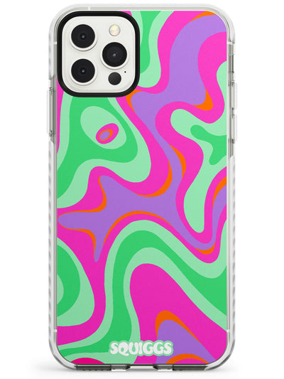 Pink Lava Slim TPU Phone Case for iPhone 11 Pro Max