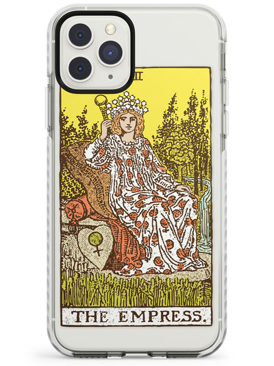 The Empress Tarot Card in Colour Impact Phone Case for iPhone 11 Pro Max