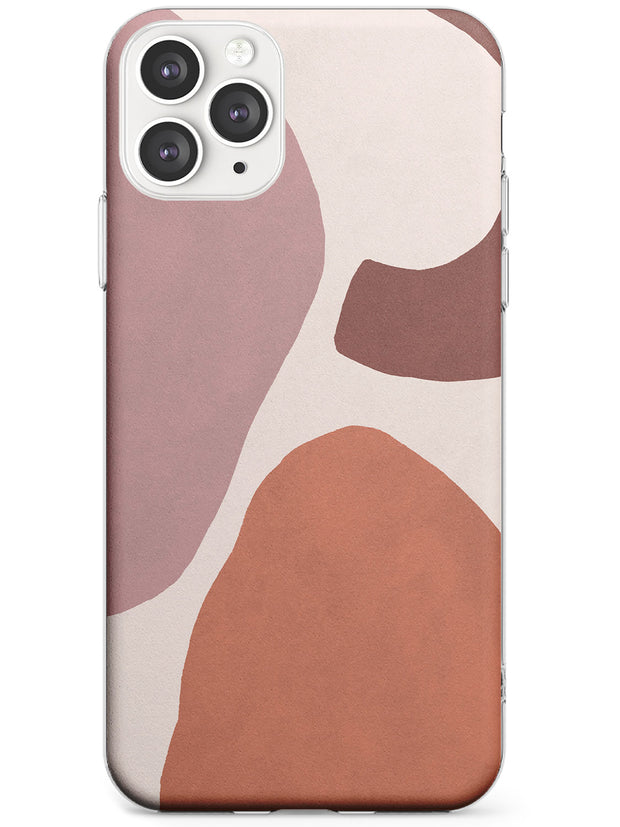 Lush Abstract Watercolour: Design #4 Slim TPU Phone Case for iPhone 11 Pro Max