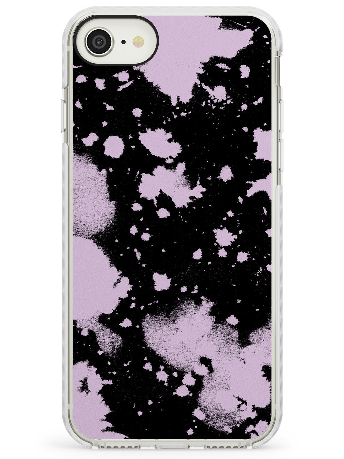 Pink & Black Acid Wash Tie-Dye iPhone Case by Case Warehouse ®
