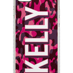 Dark Pink Camo iPhone Case by Case Warehouse ®
