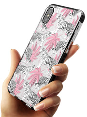 Tigers Within Black Impact Phone Case for iPhone X XS Max XR
