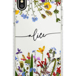 Wildflower Floral 2 iPhone Case by Case Warehouse ®