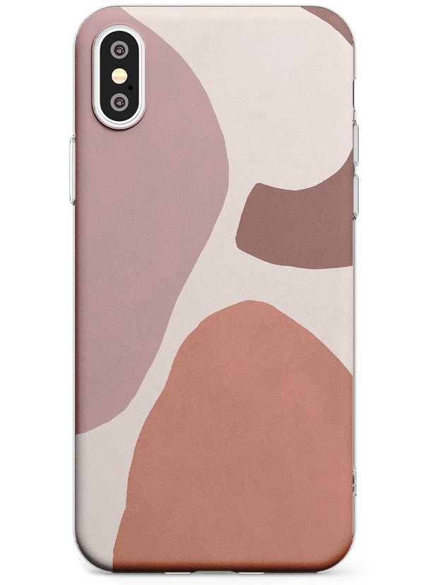 Lush Abstract Watercolour: Design #4 Slim TPU Phone Case Warehouse X XS Max XR