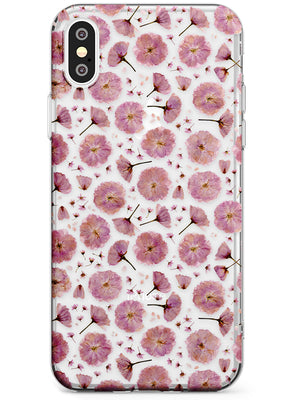Pink Flowers & Blossoms iPhone Case by Case Warehouse ®