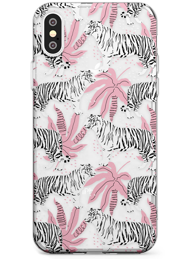 Tigers Within Slim TPU Phone Case Warehouse X XS Max XR