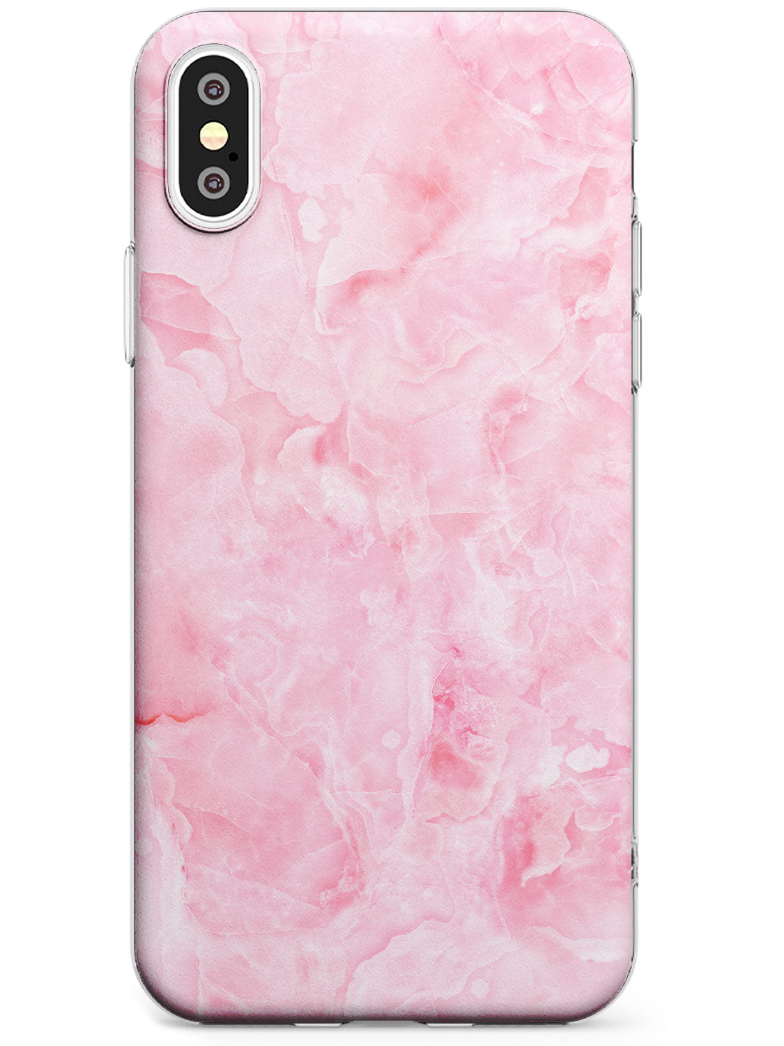 Bright Pink Onyx Marble Texture iPhone Case by Case Warehouse ®