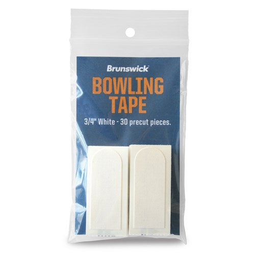 Brunswick White Tape (30 Pieces)