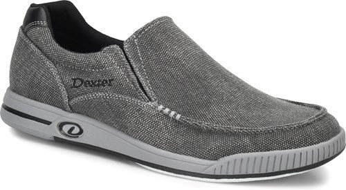 Dexter Kam Charcoal/Grey Bowling Shoes